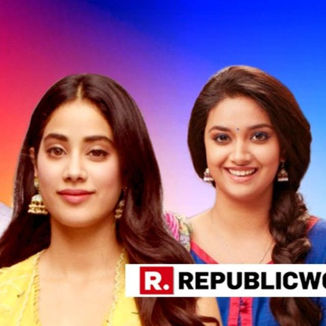 'BEEN OBSESSED WITH YOU': JANHVI KAPOOR HAS A MESSAGE FOR KEERTHY SURESH AS SHE JOINS BONEY KAPOOR'S FILM OPPOSITE AJAY DEVGN