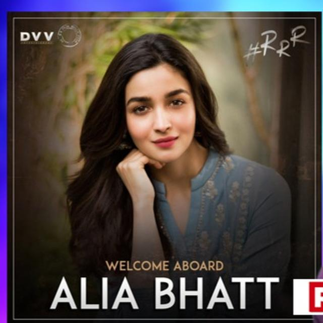 'IT IS A BIG BIG TICK OFF MY BUCKET LIST': ALIA BHATT'S REACTION ON WORKING WITH SS RAJAMOULI OPPOSITE RAM CHARAN CAN'T BE MISSED