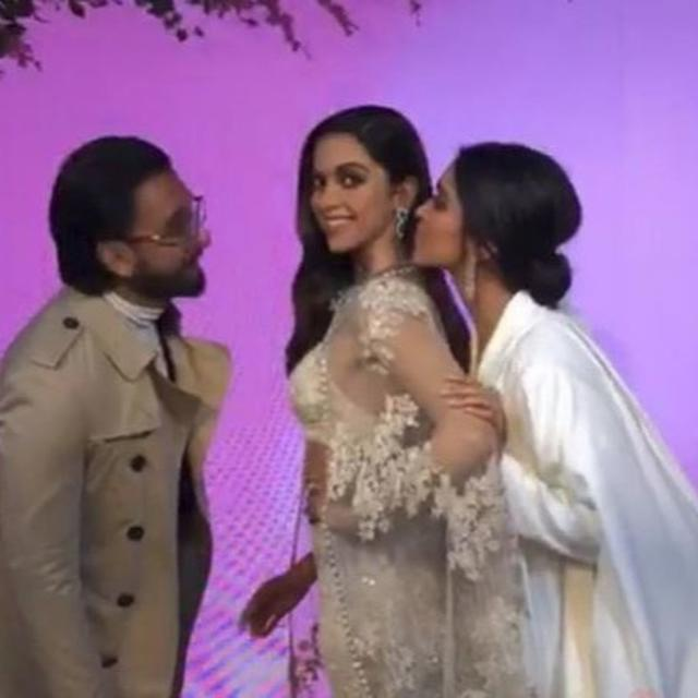 IN PICTURES | FANS CAN'T CONTAIN THEIR EXCITEMENT AS DEEPIKA PADUKONEUNVEILS HER MADAME TUSSAUDS WAX STATUE, HUSBAND RANVEER SINGH'S REACTION IS PRICELESS!