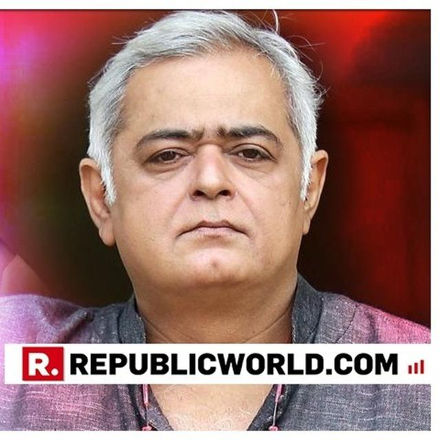 DIRECTOR HANSAL MEHTA HAS A PERTINENT QUESTION AFTER CHINA BLOCKS THE PROPOSAL TO DESIGNATE MASOOD AZHAR AS A 'GLOBAL TERRORIST'. HERE'S WHAT IT IS