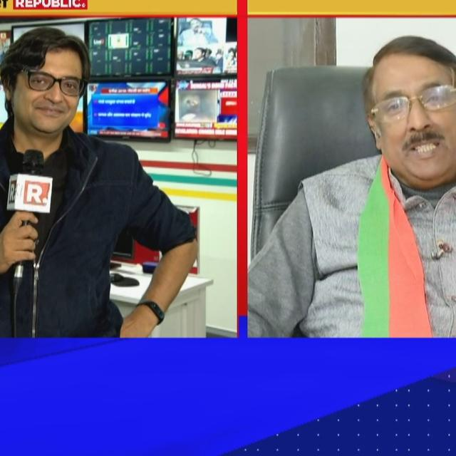 WATCH: TOM VADAKKAN SPEAKS TO ARNAB AFTER LEAVING CONGRESS FOR BJP