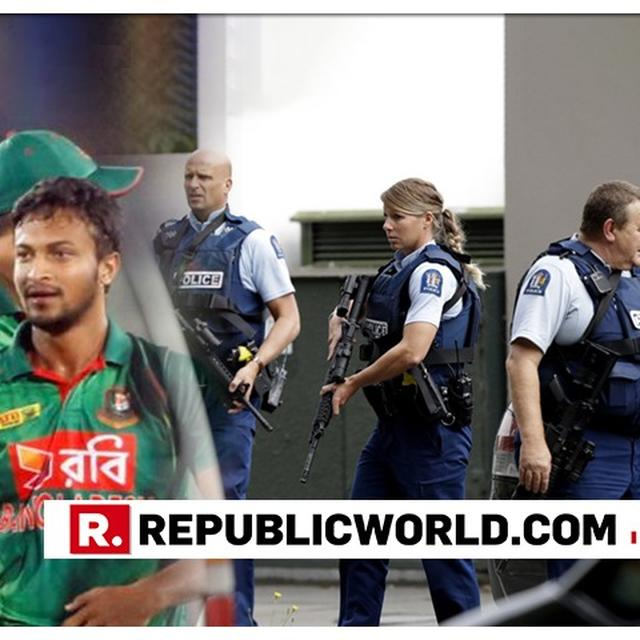 BANGLADESH CRICKET TEAM NARROWLY ESCAPES NEW ZEALAND MOSQUE SHOOTING