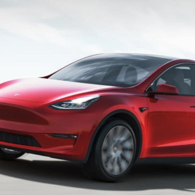 ELON MUSK'S TESLA ADDS 'MODEL Y' SUV TO LINE UP