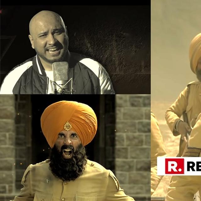 KESARI'S NEW SONG 'TERI MITTI', THE BALLAD OF SOLDIERS IN B PRAAK'S SOULFUL VOICE, WILL TOUCH YOUR HEART