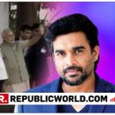 """MADHAVAN BLASTS CONGRESS FOR SHARING """"CRASS"""" VIDEO OF PM MODI, SAYS 'YOU'RE DEMEANING THIS NATION IN FRONT OF CHINA'"""