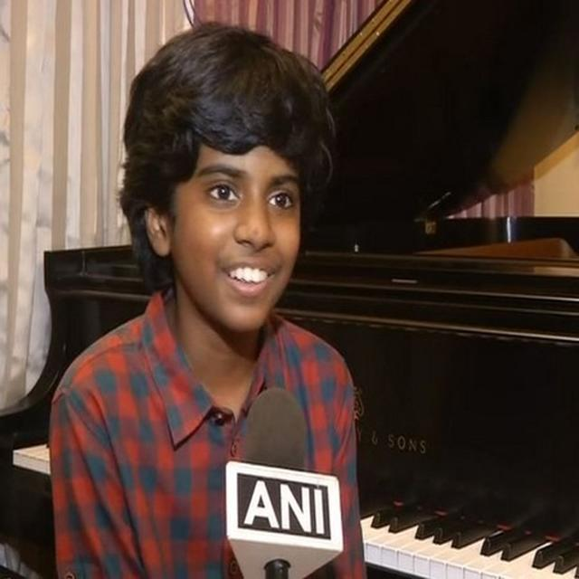 13-YEAR-OLD INDIAN WINS 1 MILLION DOLLARS ON 'THE WORLD'S BEST' SHOW