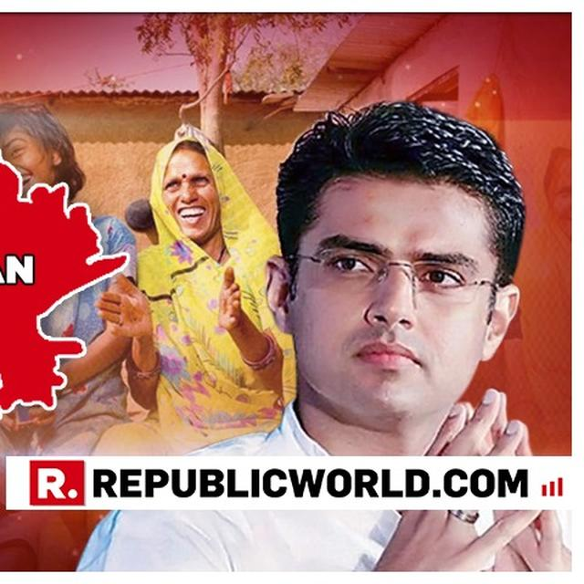 CONGRESS TO REPEAT VICTORIOUS PERFORMANCE IN RAJASTHAN, UNANIMITY ON LOK SABHA CANDIDATES: SACHIN PILOT