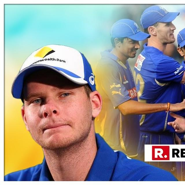 "STEVE SMITH JOINS RAJASTHAN ROYAL CAMP IN JAIPUR, SHANE WATSON EXPECTS HIM TO BE ""HUNGRY"""