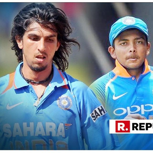 WATCH | 'OUR VISION IS TO WIN THE TROPHY', SAYS DELHI CAPITALS PLAYER ISHANT SHARMA