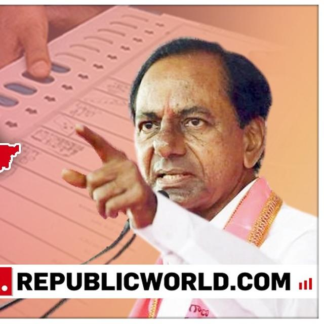 WILL UNITE ENTIRE COUNTRY BY FOUNDING NATIONAL PARTY IF NECESSARY: TRS CHIEF KCR