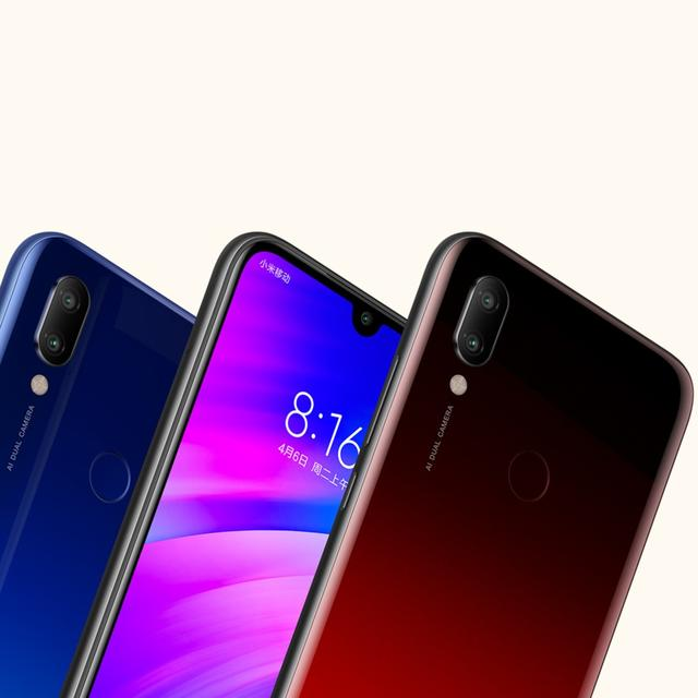 XIAOMI REDMI 7 LAUNCHED WITH GLASS-LIKE BODY, SNAPDRAGON 632 & 4000MAH BATTERY: SPECS, FEATURES AND EVERYTHING TO KNOW