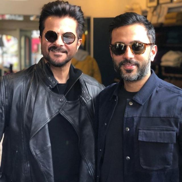 ANIL KAPOOR'S 'BOYS' DAY OUT' PHOTO WITH SON-IN-LAW ANAND AHUJA GETS AN EPIC REACTION FROM ARJUN KAPOOR, TAKE A LOOK