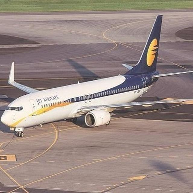 JET AIRWAYS SAYS NO MONEY TO PAY INTEREST TO DEBENTURE-HOLDERS ON MARCH 19