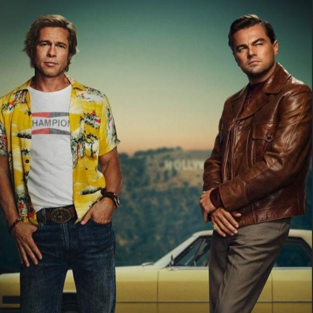 'THIS IS ICONIC': NETIZENS GO INTO A FRENZY AS QUENTIN TARANTINO'S FIRST POSTER OF LEONARDO DICAPRIO AND BRAD PITT STARRER 'ONCE UPON A TIME IN HOLLYWOOD' UNVEILS