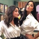 ALIA BHATT'S PRICELESS REACTION TO 'TOP CHICK' KATRINA KAIF'S FANGIRLING OVER 'GHAR MORE PARDESIYA' IS SOMETHING YOU HAVE TO SEE