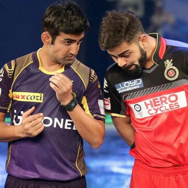 'HE HAS BEEN VERY LUCKY AND SHOULD THANK RCB': GAUTAM GAMBHIR'S COMMENTS ON VIRAT KOHLI SPARKS A TWITTER WAR