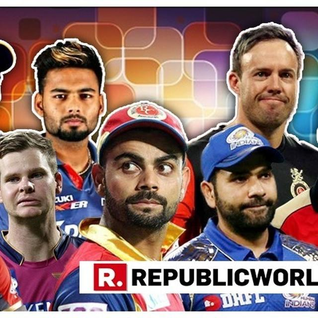 IPL 2019: 8 PLAYERS WHO COULD COMPETE WITH 'KING' KOHLI FOR BATTING SUPREMACY