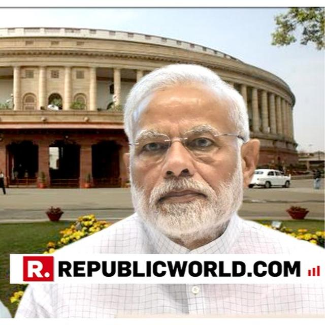 PM MAKES PARLIAMENT COMPARISON VS CONGRESS