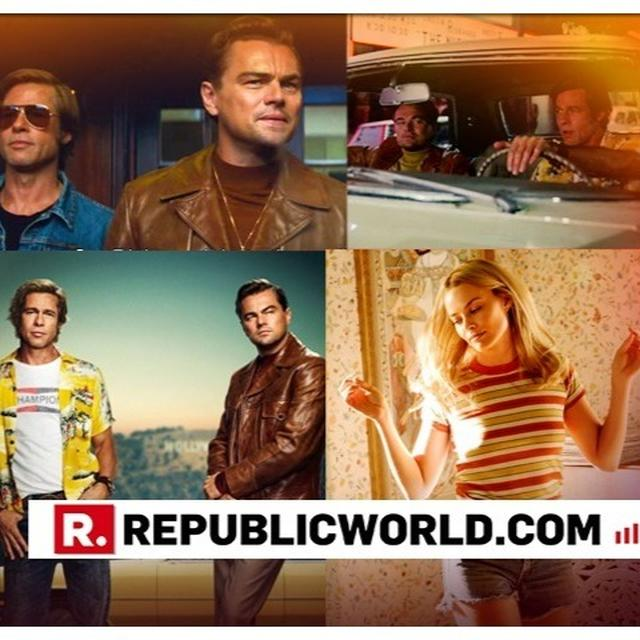 WATCH: LEONARDO DICAPRIO, BRAD PITT, AND MARGOT ROBBIE BRING BACK THE 60S GLITZ AND GLAM IN QUENTIN TARANTINO'S 'ONCE UPON A TIME IN HOLLYWOOD' TEASER TRAILER
