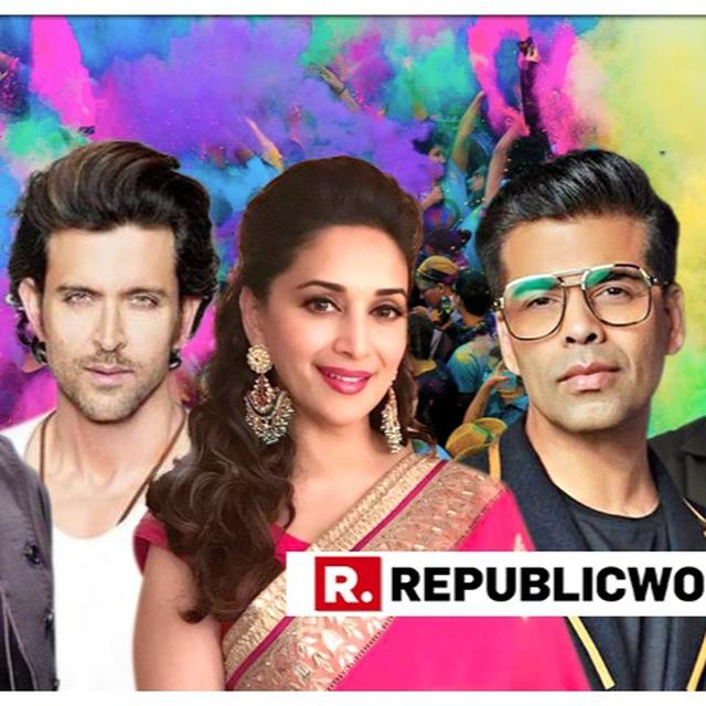 'MAY THIS HOLI ADD MORE COLOURS TO YOUR LIFE': AKSHAY KUMAR, HRITHIK ROSHAN, MADHURI DIXIT, KARAN JOHAR, MOHANLAL, OTHERS WISH FANS WITH HEARTWARMING POSTS