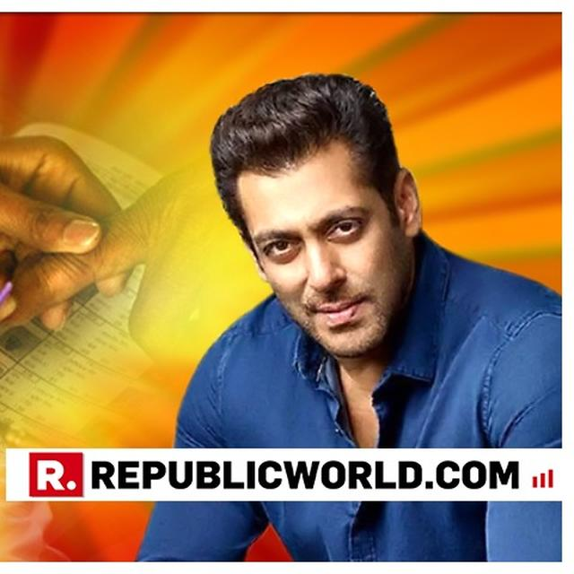 SALMAN KHAN CLEARS THE AIR ABOUT CONTESTING AND CAMPAIGNING IN 2019 LOK SABHA ELECTIONS. HERE'S WHAT HE SAID