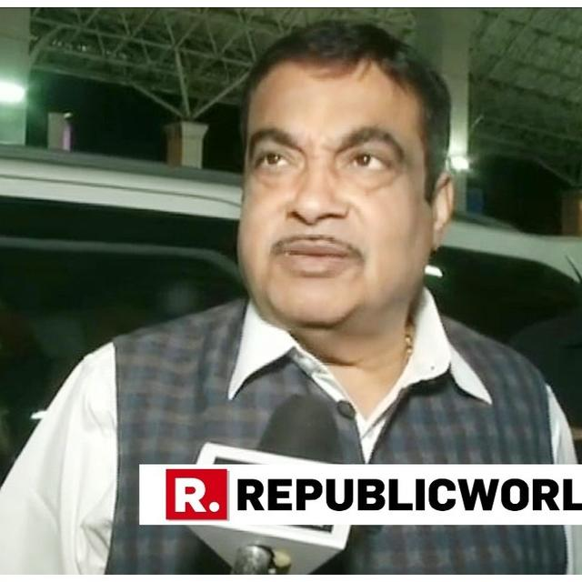 """""""I WILL WIN WITH MORE VOTES THAN LAST TIME,"""" SAYS NITIN GADKARI AFTER BJP ANNOUNCED ITS FIRST LIST OF LOK SABHA 2019 CANDIDATES"""