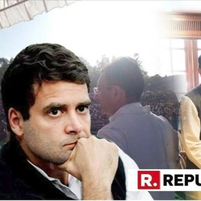 """WATCH: """"WHY SHOULD I ANSWER A HYPOTHETICAL QUESTION?"""" SAYS RAHUL GANDHI AIDE JITIN PRASADA IN CRYPTIC RESPONSE AMID RUMOURS OF HIM JOINING BJP FROM CONGRESS"""