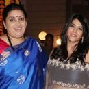 'YOU STAND UP FOR WHAT IS RIGHT...', EKTA KAPOOR SHARES A HEARTWARMING MESSAGE FOR SMRITI IRANI ON HER BIRTHDAY