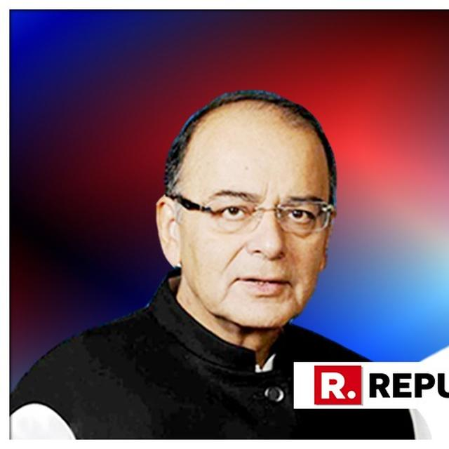 """""""IS THE CONGRESS PARTY NOW PAYING THE COST FOR ITS DYNASTIC CHARACTER?"""", ASKS FINANCE MINISTER ARUN JAITLEY"""