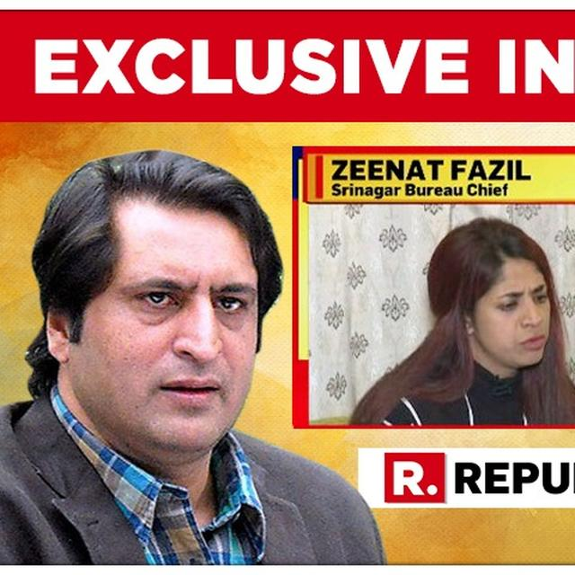 EXCLUSIVE: FROM YASIN MALIK TO DYNASTIC POLITICS OF PDP & NC, SAJAD LONE LAYS BARE THE SOCIO-POLITICAL ATMOSPHERE OF JAMMU AND KASHMIR