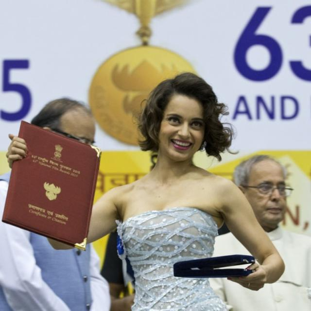 """""""IF I OR MY FILM MANIKARNIKA DOESN'T WIN AT NATIONAL AWARDS, THEN IT WILL QUESTION THE CREDIBILITY OF THAT AWARD CEREMONY,"""" SAYS KANGANA RANAUT"""