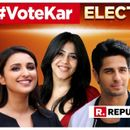 'YOUR VOICE HAS IMMENSE REACH': PM NARENDRA MODI ASKS PARINEETI CHOPRA, SIDHARTH MALHOTRA AND EKTA KAPOOR TO CONTRIBUTE IN CREATING VOTER AWARENESS WITH 'VOTE KAR' CAMPAIGN