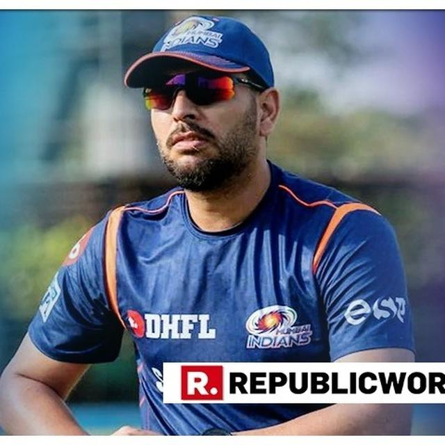 THIS TWITTER POST BY MUMBAI INDIANS FOR YUVRAJ SINGH WILL REMIND EVERY INDIAN FAN OF 2011 WORLD CUP