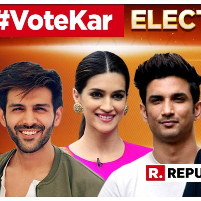 'THE POWER OF YOUTH WILL STRENGTHEN OUR DEMOCRACY': PM MODI CALLS UPON SUSHANT SINGH RAJPUT, KARTIK AARYANAND KRITI SANONASKING THEM TO JOIN THE 'VOTE KAR' CAMPAIGN