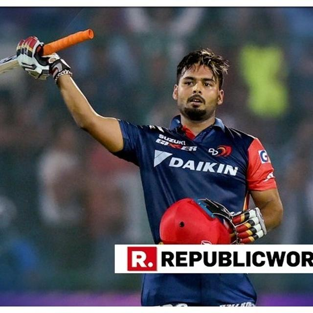 IPL 2019: RISHABH PANT PLAYS AN INNINGS OF A LIFETIME AGAINST MUMBAI INDIANS; TWITTERATI JUST CAN'T STOP PRAISING HIM