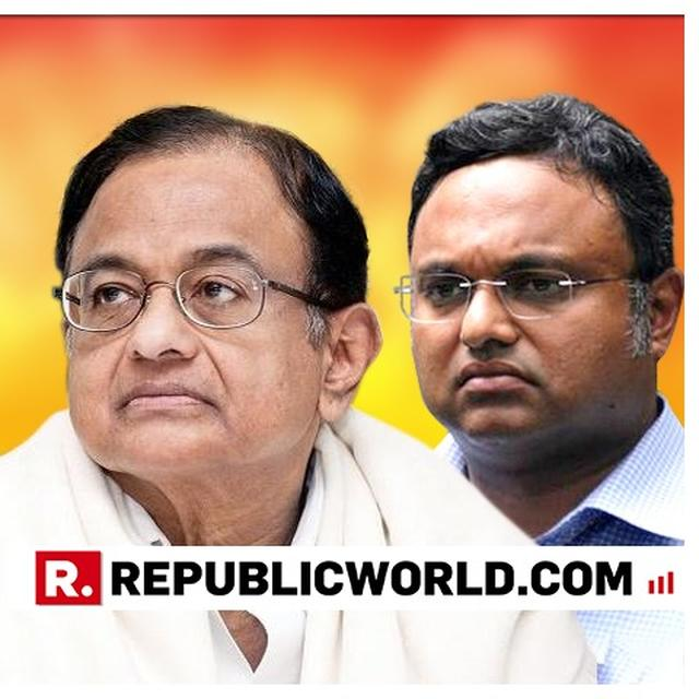 CONGRESS INFIGHTING OUT IN OPEN: TN CONGRESS LEADER ACCUSES P CHIDAMBARAM OF LOBBYING FOR SON KARTI FOR SIVAGANGA SEAT, RAISES ALLEGATIONS AGAINST THEM