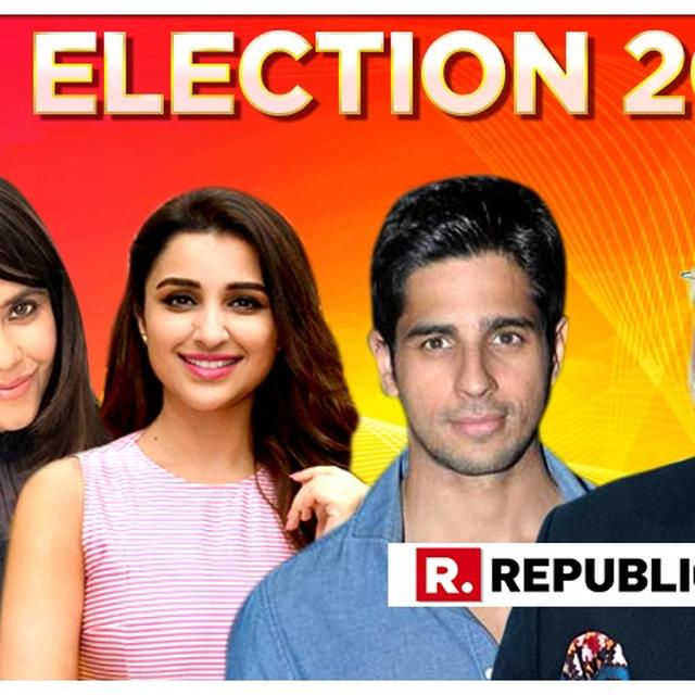 'IF YOU DON'T VOTE, YOU HAVE NO RIGHT TO COMPLAIN': PARINEETI CHOPRA, EKTA KAPOOR, SIDHARTH MALHOTRA STRONGLY RESPOND TO PM MODI'S 'VOTE KAR' ELECTION 2019 INITIATIVE