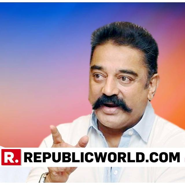 """""""MY PARTY WILL CAMPAIGN FOR HER,"""" SAYS KAMAL HAASAN UPON HIS ARRIVAL IN KOLKATA FOR A 'POLITICAL MEET' WITH MAMATA BANERJEE"""