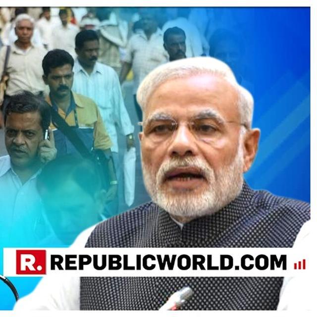 WATCH: AS RAHUL GANDHI RE-INTRODUCES 'GARIBI HATAO' PLEDGE, BJP SAYS 'GARIBI' IS ALREADY DOWN SINCE 2011 THANKS TO PM MODI
