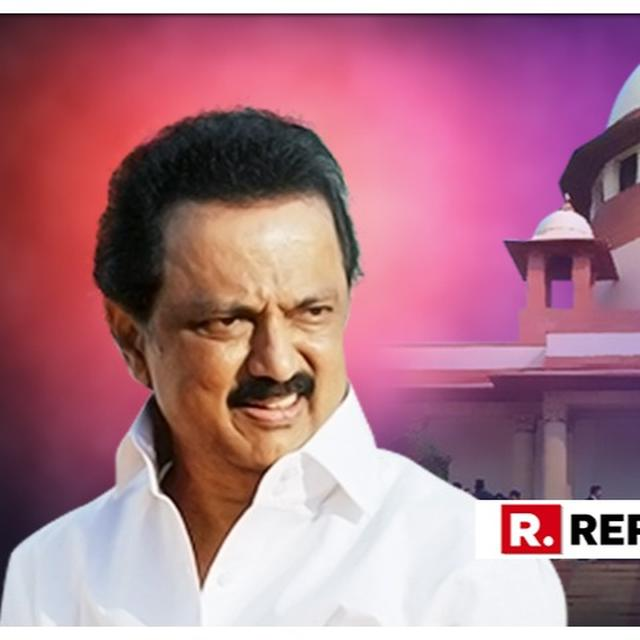 SC TO HEAR DMK PLEA ON TN ASSEMBLY BY-ELECTIONS ON MARCH 28