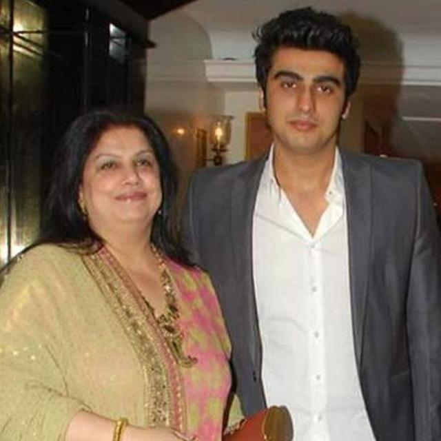 'YOU WERE MY SMILE': ARJUN KAPOOR SHARES AN EMOTIONAL POST ON MOTHER MONA SHOURIE KAPOOR'S DEATH ANNIVERSARY
