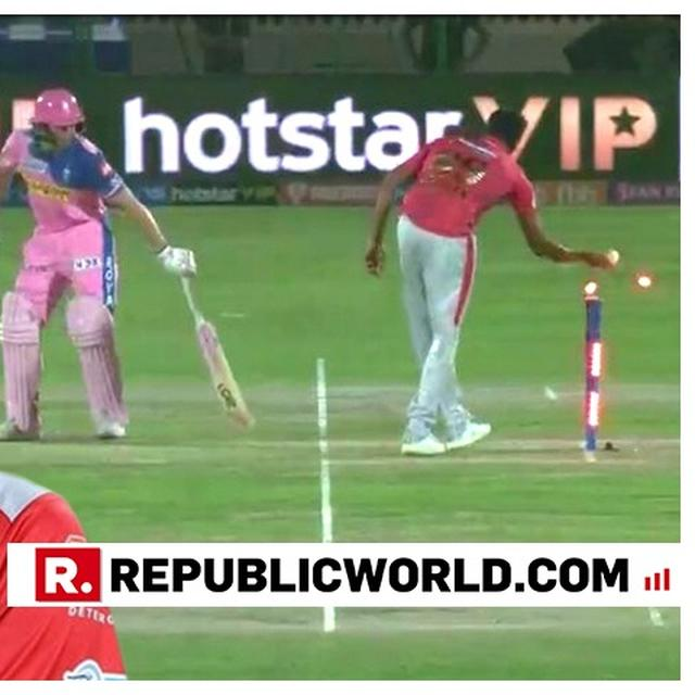 APOLOGETIC OR DISMISSIVE? HERE'S HOW RAVICHANDRAN ASHWIN REACTED IN THE AFTERMATH OF THE 'MANKAD' CONTROVERSY