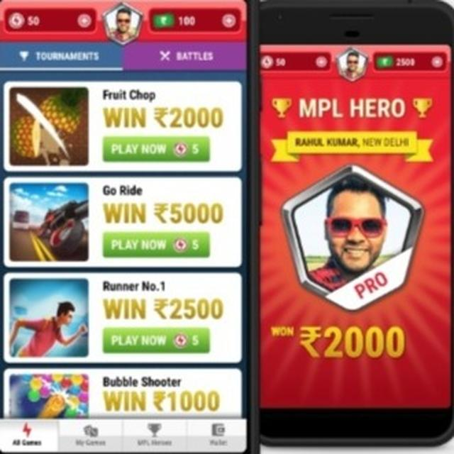 Bangalore-Based Woman Gains over Rs 1 Lakh Playing Mobile Games On MPL