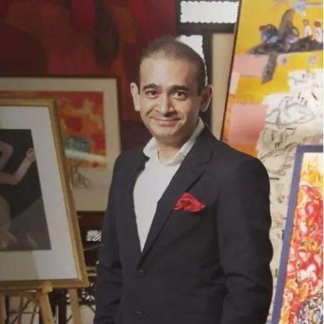 FUGITIVE DIAMANTAIRE NIRAV MODI'S ARTWORK COLLECTION FETCHES RS 59.37 CRORE AT AN AUCTION BY THE I-T DEPARTMENT IN MUMBAI
