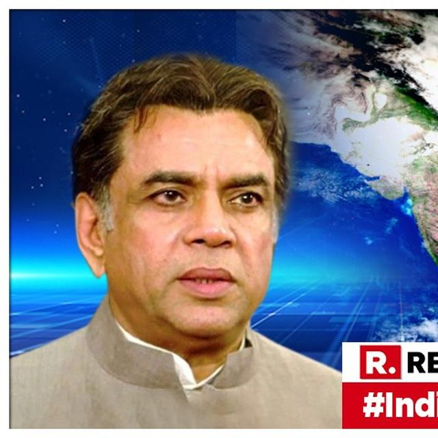 'A QUANTUM LEAP': PARESH RAWAL HAILS DRDO SCIENTISTS AND PM MODI'S 'DETERMINED POLITICAL WILL' FOLLOWING INDIA'S GAME-CHANGING 'MISSION SHAKTI' A-SAT ANTI-SATELLITE TEST