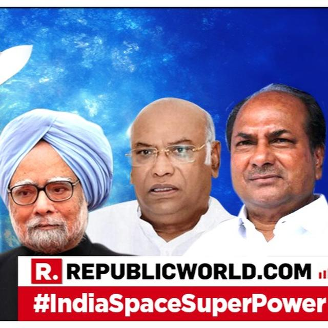 MASSIVE EMBARRASSMENT: 'I WASN'T TOLD', SAYS UPA-ERA DEFENCE MINISTER AK ANTONY AFTER CONGRESS CLAIMS SPACE SUPER POWER PREPAREDNESS CAME UNDER FORMER PM DR MANMOHAN SINGH'S TERM