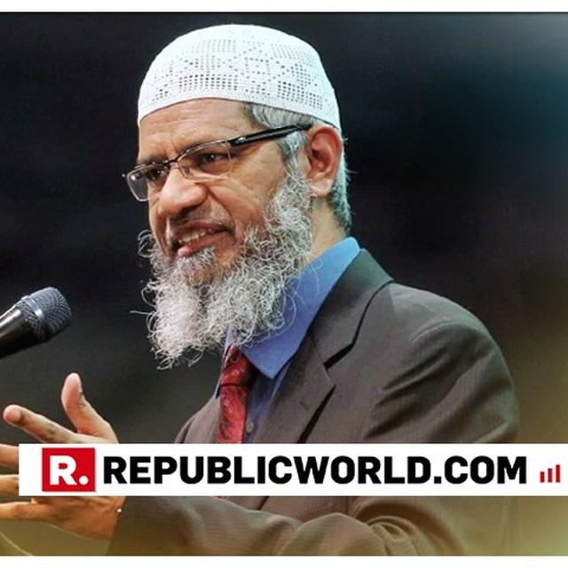 ZAKIR NAIK'S 'AIDE' DENIES CHARGES OF MONEY LAUNDERING