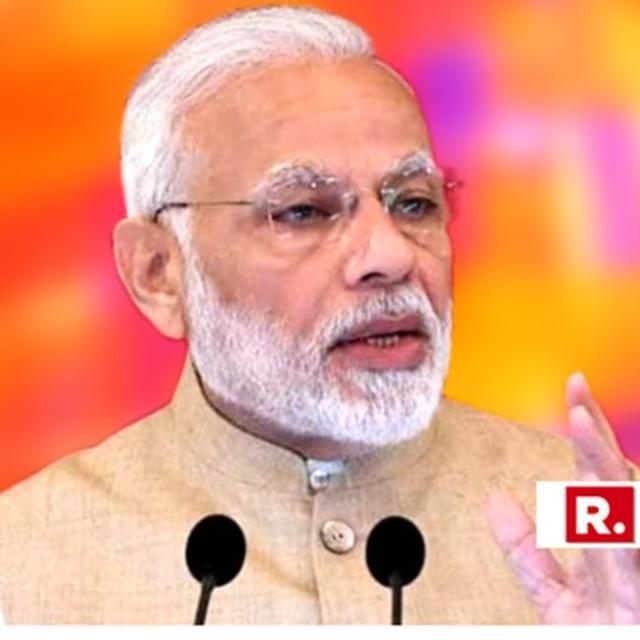 WATCH: PM MODI TARGETS CONGRESS' MINIMUM INCOME SCHEME
