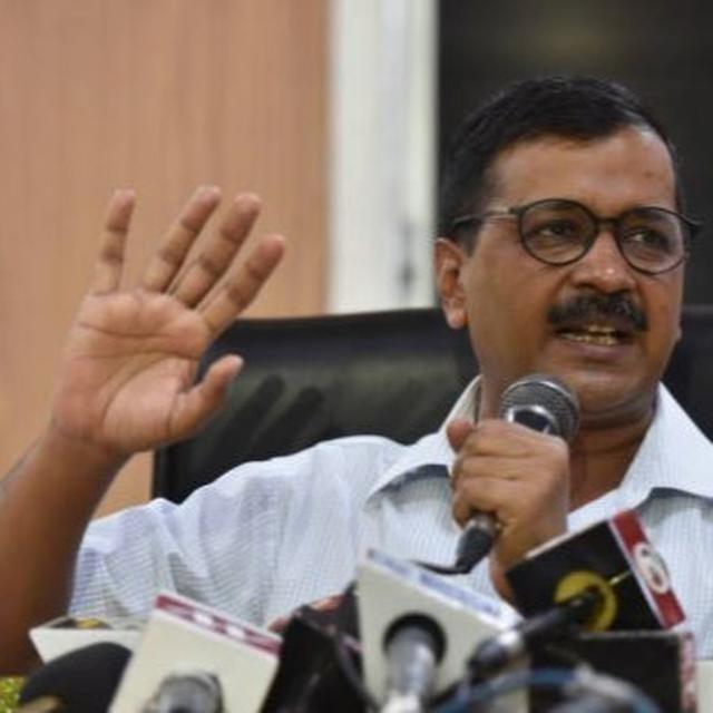 ADVANCE NOTICE WILL BE GIVEN: POLL BODY ON ARVIND KEJRIWAL'S BRIBE REMARKS