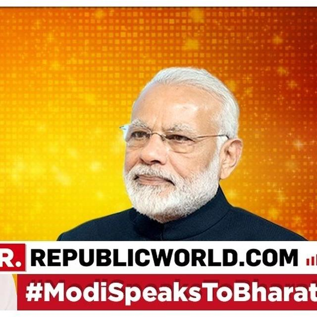 PM MODI INTERVIEW: 'INDIA WANTS STABILITY, HENCE MAJOR PARTNER IN COALITION SHOULD HAVE ABSOLUTE MAJORITY,' SAYS PM MODI IN HIS FIRST 2019 ELECTION INTERVIEW, WITH ARNAB GOSWAMI'